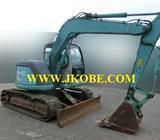 6 Ton Kobelco Excavator SK60SR or SK03N2 For Sales or For Rental in Singapore