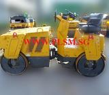 4 TONS SAKAI SW502S-1 TANDEM ROAD ROLLER FOR RENTAL IN SINGAPORE