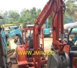 Hitachi EX30-1 Mini Excavator For Sale in Singapore