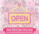 NAIL SCHOOL OPEN HOUSE 2019
