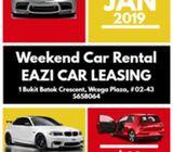Cheapest Car Rental in Town - Eazi Car Leasing & Marketing