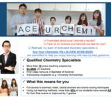 JC chemistry by First Class Honours ex-MOE teacher