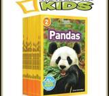 Edventure National Geographic Kids Level 2 (New)