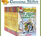 Scholastic Geronimo Stilton 1~25 (New)