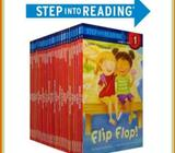 Step Into Reading Level 1 (New)