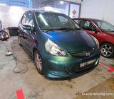 98000933 / P PLATE CAR RENTAL