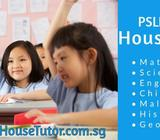 Home Tutor for PSLE 2019 : All Subjects Including Math, Science, English & Chinese