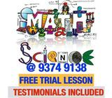 PRI / SEC - Math & Science Tuition - EXPERIENCED FULL TIME TUTOR