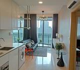 Super Rare Designer Deco High Floor One Bedroom Unit for Rent!