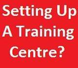 Setting Up A Training Centre?