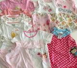 PL Baby Girl Clothes (0-12M)