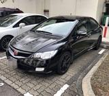 Honda Civic 1.3A/1.6A/1.8A/2.0A Car Rental for Uber & Grab/Personal Use All READY- Promo $399/week
