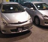 Toyota Wish 1.8A - Fuel Efficient & Budget - Personal Rental - Uber & GrabCar Friendly - 15km/l