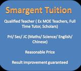 O Level Maths and Science (Phy and Chem) Tuition
