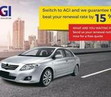 Best Prices For Cheapest Car Insurance Renewal / Attractive Referral Bonuses