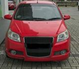 CHEAP & GOOD DEAL! CHEVROLET AVEO (MT)! DO ENQUIRE NOW!
