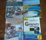 Used Sec 1 Express Textbooks and Assessment boos