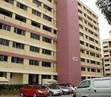 Nice Common Room @ Hougang Ave 6 (Blk 422)