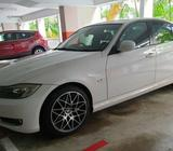 41/Day for a very good condition BMW 320i