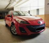 Mazda Mazda3 - Ready for Personal Use