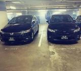 Honda Stream MPV rental