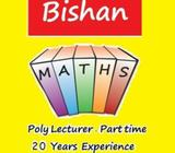 Maths Tuition in Bishan 227 (Tutor's home ONLY) for Primary and Secondary School Students