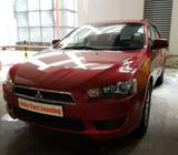 Mitsubishi Lancer EX 1.5 For Rent !