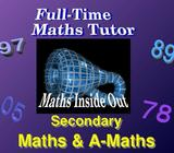 Maths Home Tuition (Secondary E-Maths, A-Maths)