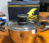 Delphine Stainless Steel Pot