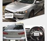 Mitsubishi Lancer EX - Efficient & Sporty Looking Car - Car Rental - Uber/Grab Ready!  Personal