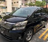 Promotional Car Rental for Go-Jek & Grab/Personal Use All READY - Promo - Early Bird Promo !