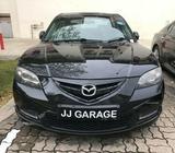 MAZDA 3 CAR RENTAL PROMO @ JJ GARAGE 81684353
