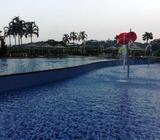 $1950 for a Fully furnished Brand New Private Apartment with Furniture, swimming pool, Shopping Ctr