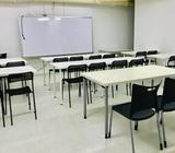 Classroom / Meeting Room / Training Room / Office Rental in Singapore at $18/hr