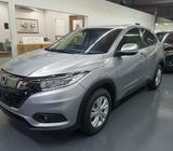 Brand New Silver Honda Vezel (Petrol) For Rent!