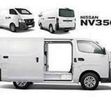 Nissan Nv350 (VAN RENTAL)