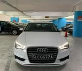 Audi A3 for rent
