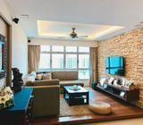 5yr-old renovated 4-rm Woodlands HDB for sale