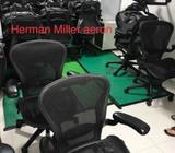 Year 2016 Herman Miller aeron chair