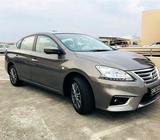Nissan Sylphy 1.6A Premium [2018 unit]
