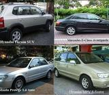 Cheapest monthly car rental / leasing - call 91018983