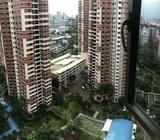Renovated HDB high floor beside Redhill MRT
