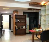 Fully-furnished HDB 5-room: BIG living room + 4 bedroom + kitchen