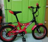 Used kid bicycle for sale