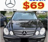 CHEAPEST Car Rental Lease Avante ($39) Estima MPV Merc E200 BMW 120i Convertible ($69) Stream($49)