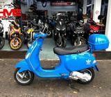 Class 2B Vespa LX150 motorbikes for sale!!