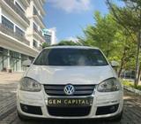 Volkswagen Jetta! For PHV / Personal Usage!