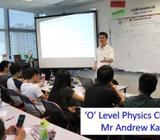 Best Physics Tuition by Popular MOE Senior Teacher Andrew Kang & Team