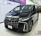 Toyota Alphard 2.5 SC [Brand New]