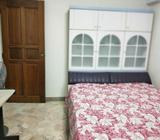 Common Room for Rent Mattar Downtown, Aljunaid Green Line, Macpreson Circal line MRT, No Agent Fees